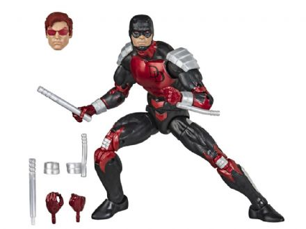Hasbro Marvel Legends Spider-Man Retro Collection Daredevil Action Figure